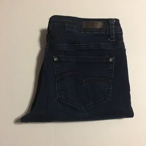 Justice Flair Leg Jeans Size 14R